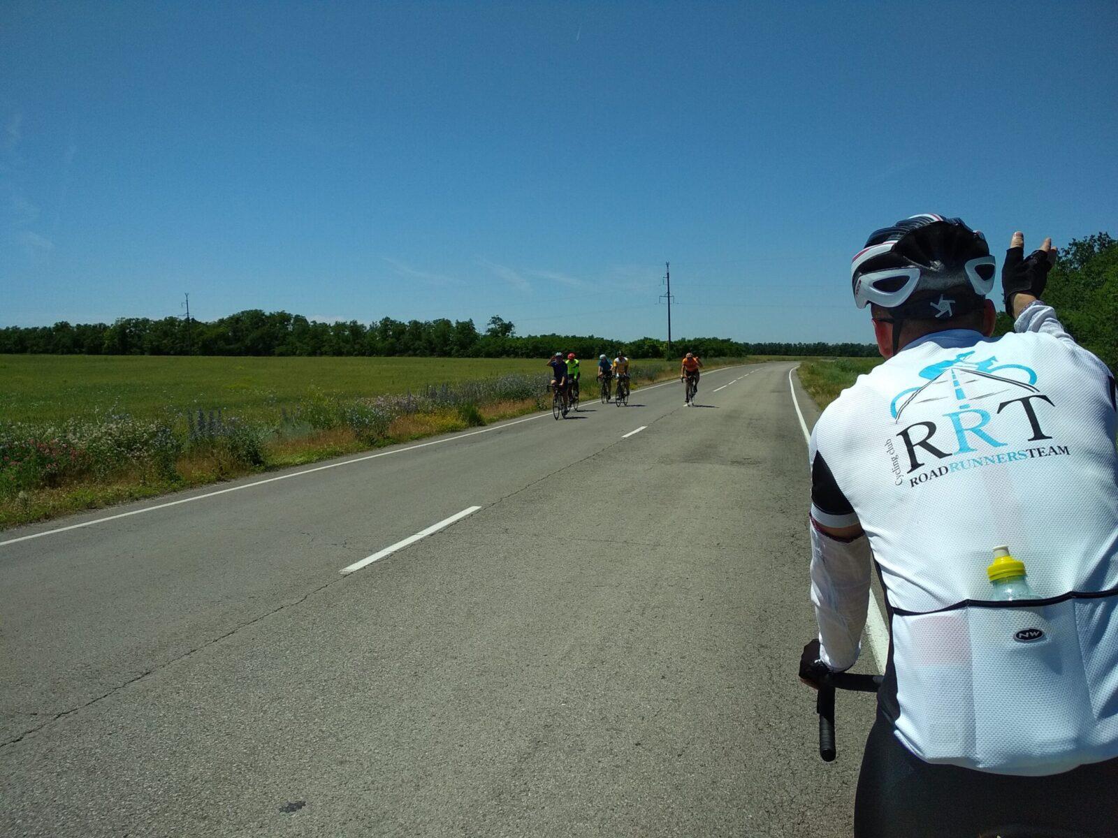 "Велоклуб ""RoadRunnersTeam"""